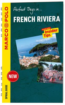 French Riviera Spiral Guide - Marco Polo