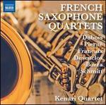 French Saxophone Quartets