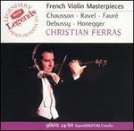 French Violin Masterpieces