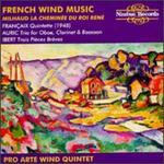 French Wind Music - Francis Hunter (oboe); Henryk Kalinski (horn); Pamela Hunter (clarinet); Tomasz Sosnowski (bassoon); Werner Zumsteg (flute);...