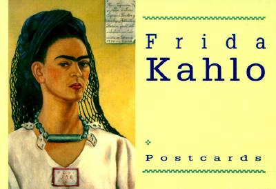 Frida Kahlo Postcards - Kahlo, Frida