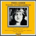 Frida Leider in Wagner's Götterdämmerung