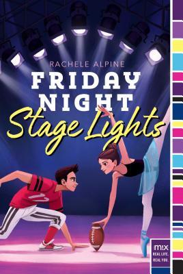 Friday Night Stage Lights - Alpine, Rachele
