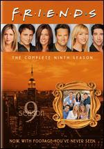 Friends: The Complete Ninth Season [4 Discs] [Repackaged]