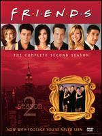 Friends: The Complete Second Season [4 Discs] -