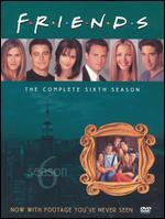 Friends: The Complete Sixth Season [4 Discs] -
