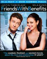 Friends with Benefits [2 Discs] [Blu-ray/DVD] [Includes Digital Copy] [UltraViolet]