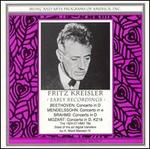 Fritz Kreisler: Early Recordings