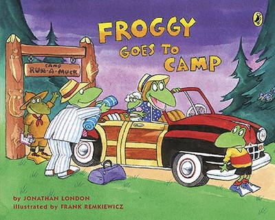 Froggy Goes to Camp - London, Jonathan
