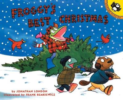 Froggy's Best Christmas - London, Jonathan