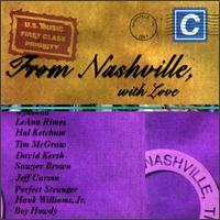 From Nashville with Love - Various Artists