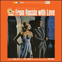 From Russia with Love [Original Motion Picture Soundtrack] - John Barry