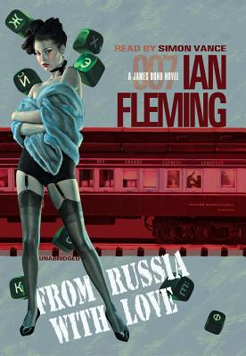 From Russia with Love - Fleming, Ian, and Vance, Simon (Read by)