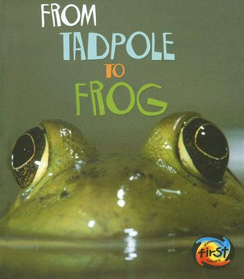 From Tadpole to Frog - Ganeri, Anita