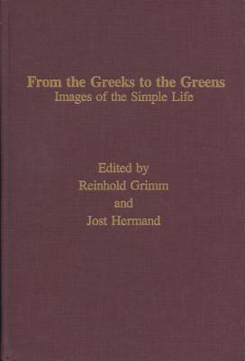 From the Greeks to the Greens - Grimm, Reinhold