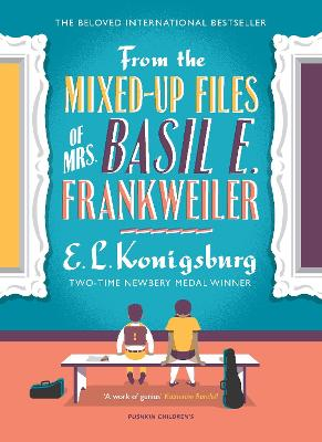 From the Mixed-up Files of Mrs. Basil E. Frankweiler -