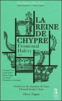 Fromental Halévy: La Reine de Chypre - Artavazd Sargsyan (vocals); Christophoros Stamboglis (vocals); Cyrille Dubois (vocals); Eric Huchet (vocals);...