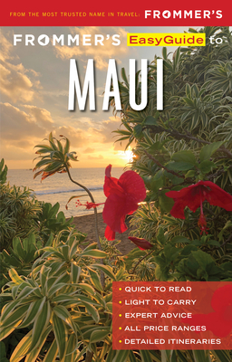 Frommer's Easyguide to Maui - Cooper, Jeanne