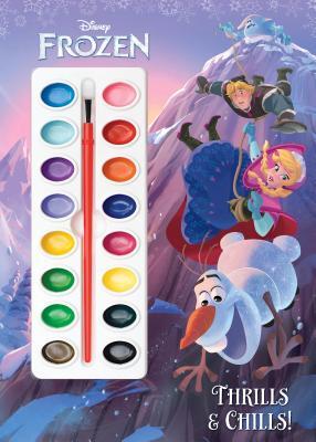 Frozen: Thrills & Chills! - Disney Storybook Artists (Illustrator)