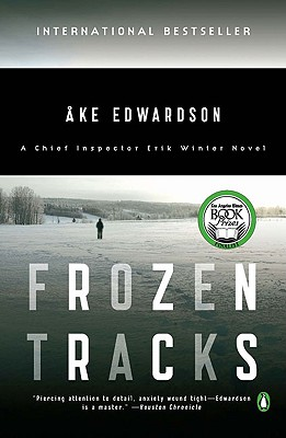 Frozen Tracks - Edwardson, Ake, and Thompson, Laurie (Translated by)