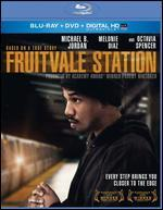 Fruitvale Station [2 Discs] [Includes Digital Copy] [Blu-ray/DVD]
