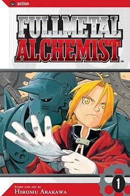 Fullmetal Alchemist, Volume 1 - Arakawa, Hiromu