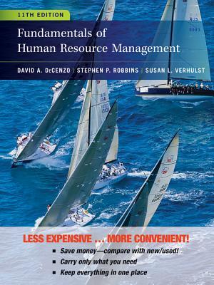 Fundamentals of Human Resource Management - DeCenzo, David A
