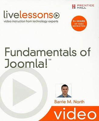 Fundamentals of Joomla! - North, Barrie M