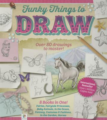 Funky Things to Draw (binder relaunch) -