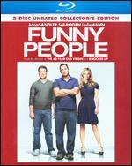 Funny People [Rated/Unrated Versions] [Special Edition] [2 Discs] [Blu-ray]