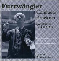 Furtw�ngler conducts Bruckner Symphonies Nos. 4-9 - Wilhelm Furtw�ngler (conductor)