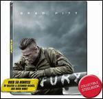 Fury [Blu-ray] [Steelbook] [Target Exclusive]