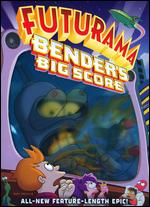Futurama: Bender's Big Score - Dwayne Carey-Hill