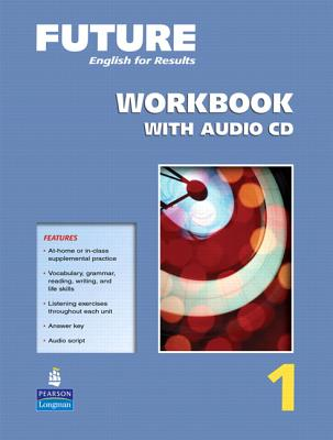 Future 1 Workbook with Audio CDs - Gramer, Margot