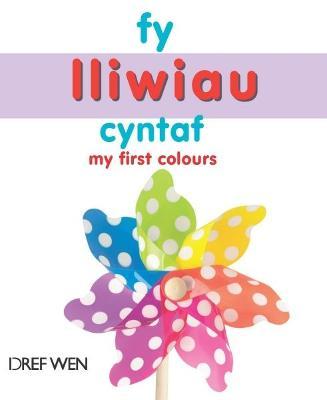 Fy Lliwiau Cyntaf / My First Colours - Davis, Sarah, and Meek, Elin (Translated by), and Palastanga, Victoria (Illustrator)