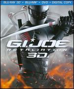 G.I. Joe: Retaliation [3D/2D] [Blu-ray/DVD] [UltraViolet] [Includes Digital Copy] - Jon M. Chu