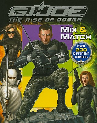 G.I. Joe the Rise of Cobra Mix & Match - Capone, Donald