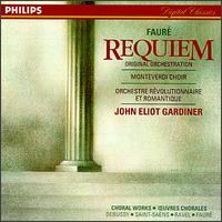 Gabriel Fauré: Requiem - Alistair Ross (harpsichord); Catherine Bott (soprano); Gérard Caussé (viola); Gilles Cachemaille (vocals);...