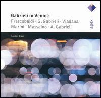 Gabrieli in Venice - London Brass (brass ensemble); Philip Pickett (conductor)