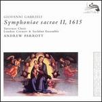 Gabrieli: Symphoniae Sacrae II, 1615 - Brian Etheridge (bass); David Thomas (bass); Emma Kirkby (soprano); Geoffrey Shaw (bass); John Skinner (counter tenor);...