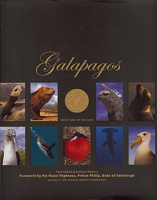 Galapagos Both Sides of the Coin - Oxford, Pete, and Watkins, Graham, and Prince Philip (Foreword by)