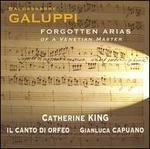 Galuppi: Forgotten Arias of a Venetian Master
