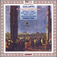 Galuppi: Il mondo della luna - Barbara Di Castri (vocals); Enrico Facini (vocals); Gastone Sarti (vocals); Giorgio Gatti (vocals); Intermusica Ensemble;...
