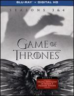 Game of Thrones: Seasons 3 and 4 [Blu-ray]