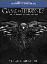 Game of Thrones: The Complete Fourth Season [Includes Digital Copy] [Blu-ray] -