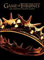 Game of Thrones: The Complete Second Season [5 Discs]