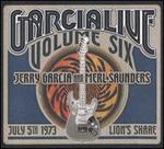 Garcialive, Vol. 6: July 5, 1973 - Lion?s Share