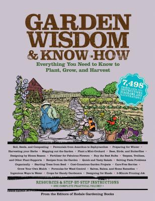 Garden Wisdom and Know-How: Everything You Need to Know to Plant, Grow, and Harvest - Editors of Rodale Books, and Pray, Judy (Compiled by)