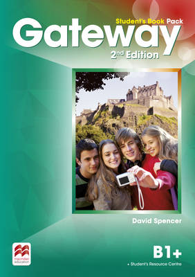 Gateway 2nd edition B1+ Student's Book Pack - Spencer, David