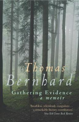 Gathering Evidence - Bernhard, Thomas